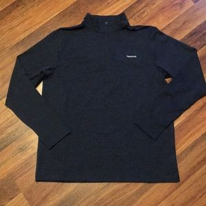 Reebok Men's 1/4 Zip Athletic Shirt